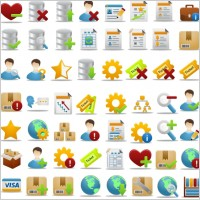 Link toPretty office icon part 3 icons pack