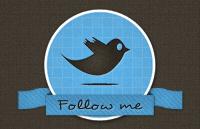 Link toPretty twitter badge psd