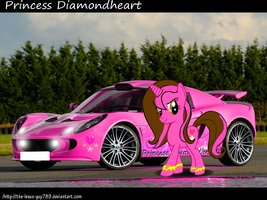 Link toPrincess diamondheart and her lotus exige sport