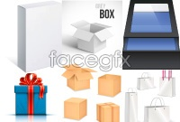 Link toProduct packaging template vector