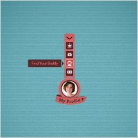 Link toProfile menu