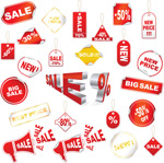 Link toPromotional hang tags labels