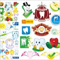 Link toProtect teeth cartoon icon vector