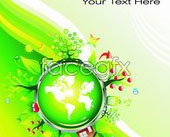 Link toProtecting the earth's environment vectors vector