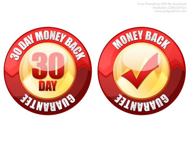 Link toPsd 30 day money back guarantee seal