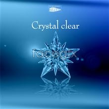 Link toPsd blue ice crystal