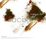 Psd brush ink 6