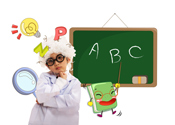 Link toPsd creative child education materials