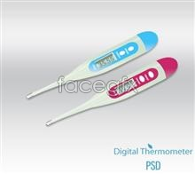 Link toPsd format electronic thermometer