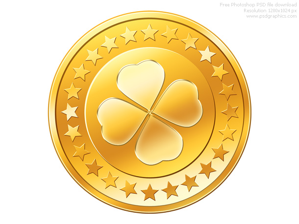 Link toPsd gold coin icon