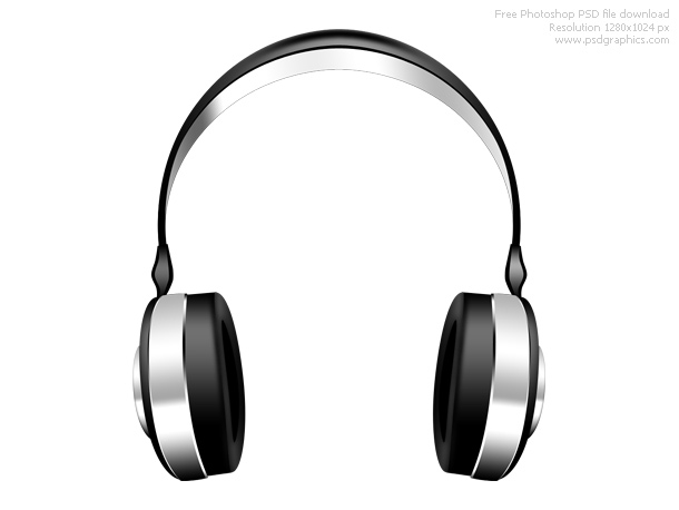Link toPsd headphones icon