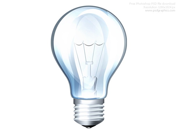 Link toPsd light bulb icon