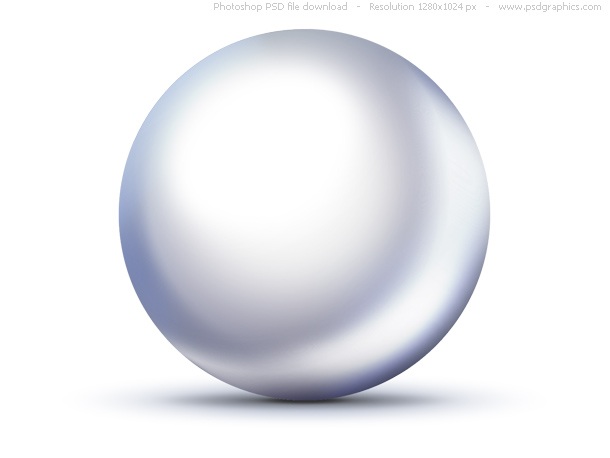 Link toPsd shiny white pearl icon