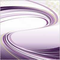 Link toPurple background with flowing lines vector