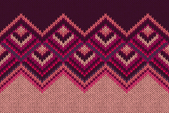 Link toPurple diamond knit background vector