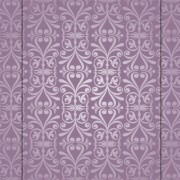 Link toPurple floral ornament pattern backgrounds vector 04 free
