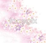 Link toPurple flowers vector
