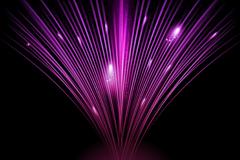 Link toPurple light effect background vector