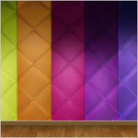 Link toQise rhombus shading background wallpaper