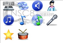 Link toQq music file icons