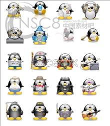 Link toQq penguin icon