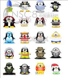 Link toQq portrait desktop icons