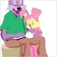 Link toRabbit and child