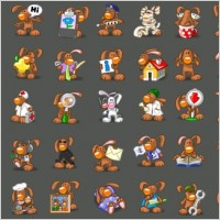 Link toRabbit icons icons pack