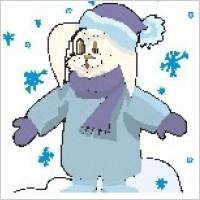 Link toRabbit in snow 2