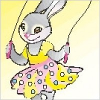 Link toRabbit jumping rope