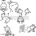 Link toRabbit lucinschi vector