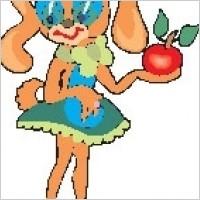 Link toRabbit with apple 1