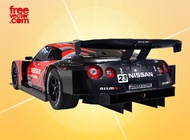 Link toRace car vector two free