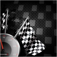 Link toRacing theme background pattern 04 vector