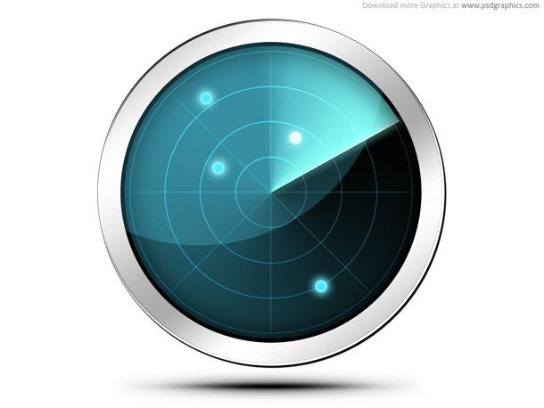 Link toRadar screen icon (psd)