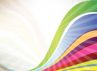 Link toRainbow waves vector free