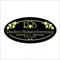 Link toRanders blomsterforretning logo