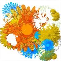 Link toRandom free vectors part 3 - flowers