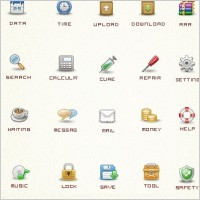Link toRandom icons icons pack