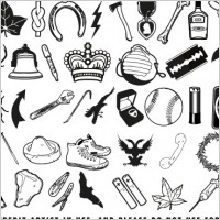 Link toRandom scrap icons and useless ephemera