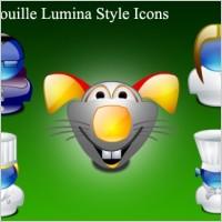 Link toRatatouille lumina style icons icons pack