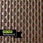 Link toRattan woven background vector