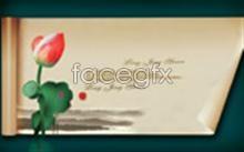 Link toReal estate advertising psd_13