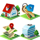 Link toReal estate icons