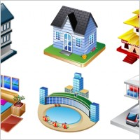Link toReal vista real estate icons pack