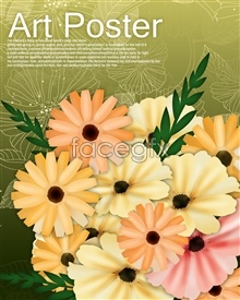 Link toRealistic free flower psd