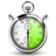 Link toRealistic stopwatch creative vector set 01 free