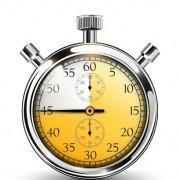 Link toRealistic stopwatch creative vector set 04 free