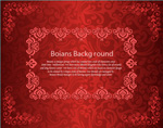 Link toRed background shading vector