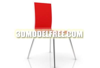 Link toRed chair 3d models